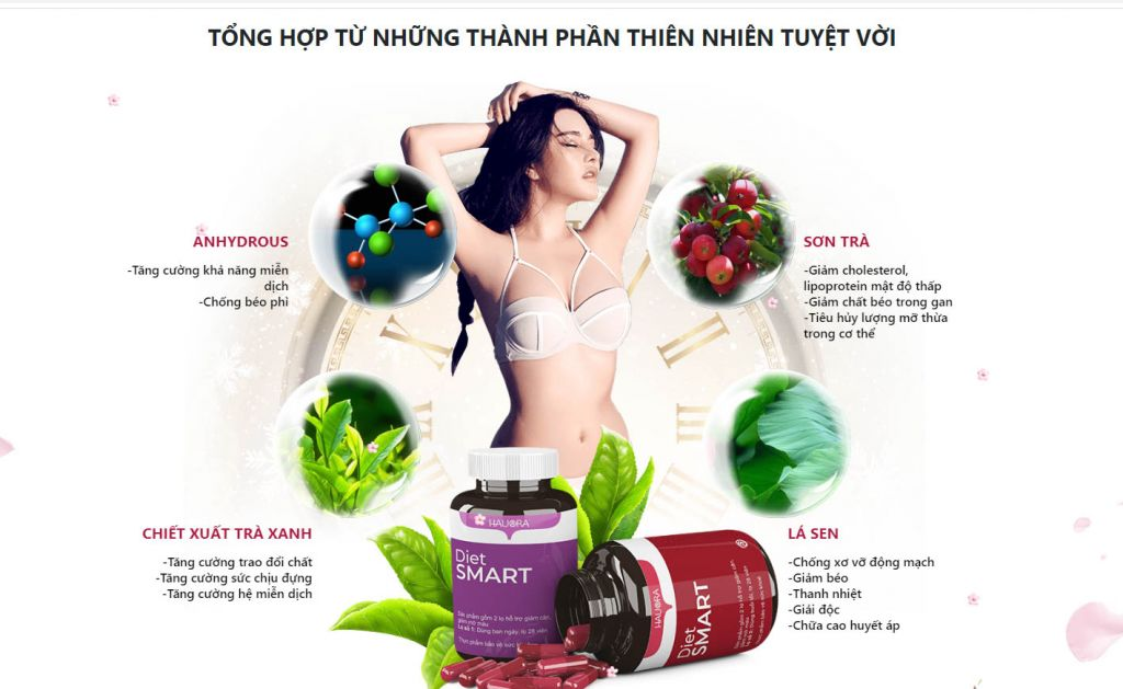 Diet Smart Thanh Phan